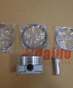 Tłok kompletny Nissan K21 0.25 z pierścieniami